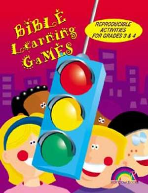Bible Learning Games Grades 3 & 4