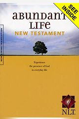 Abundant Life New Testament - New Living Translation