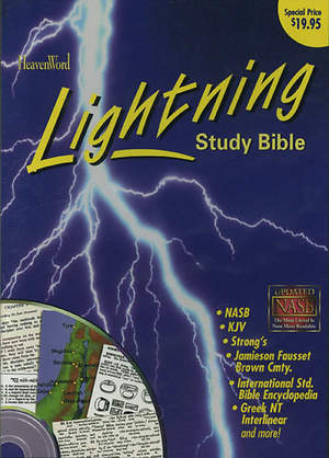 Lighting Study Bible Starter Edition CD-ROM