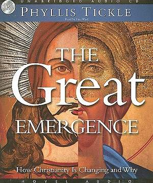 The Great Emergence Audio CD