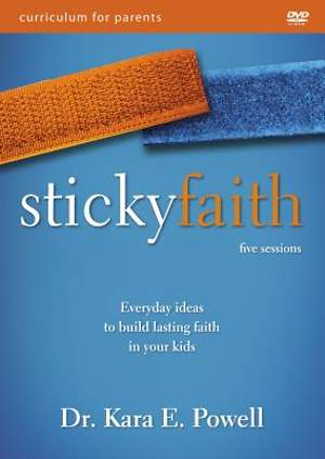 Sticky Faith Parent Curriculum DVD