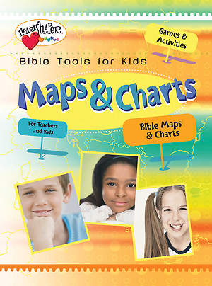 Bible Tools for Kids: Maps and Charts
