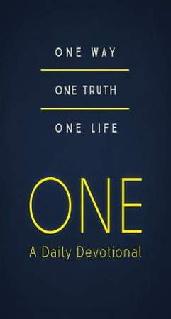 ONE--A Daily Devotional [ePub Ebook]