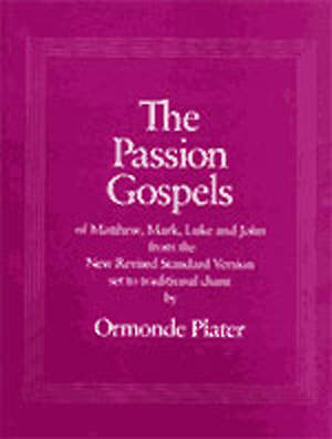 The Passion Gospels Year C Download
