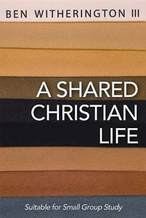 A Shared Christian Life - eBook [ePub]