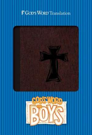 God's Word for Boys-GW-Cross Design