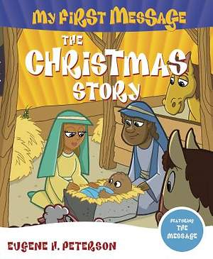 My First Message The Christmas Story Book/CD