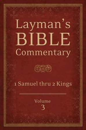 Layman's Bible Commentary Vol. 3