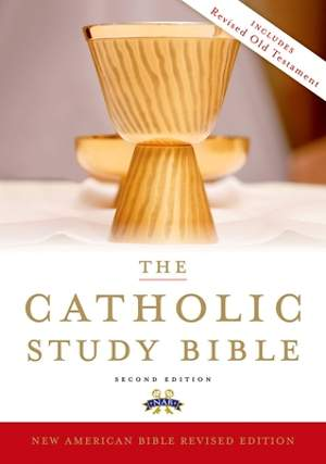 Catholic Study Bible New American Revised