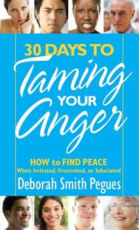 30 Days to Taming Your Anger [ePub Ebook]