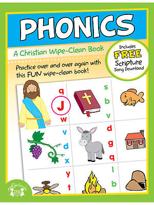 Phonics Wipe Clean Workbook