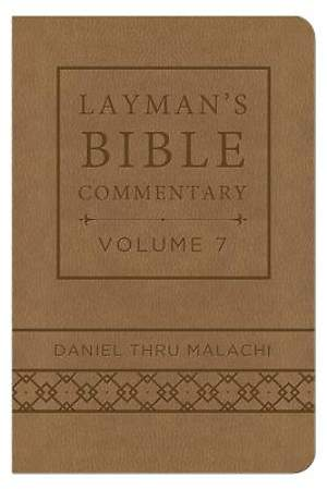 Layman's Bible Commentary Vol. 7 (Deluxe Handy Size)