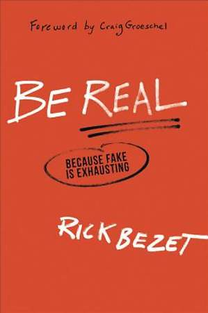 Be Real [ePub Ebook]