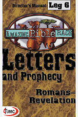 Amazing Bible Race, Director`s Manual, Leg 6 CDROM