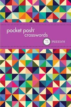 Pocket Posh Crosswords 12