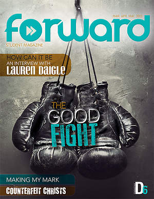 D6 Forward Magazine for High School Spring 2015