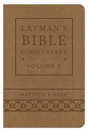 Layman's Bible Commentary Vol. 8 (Deluxe Handy Size)
