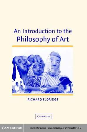 An Introduction to the Philosophy of Art [Adobe Ebook]