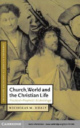 Church, World and the Christian Life [Adobe Ebook]