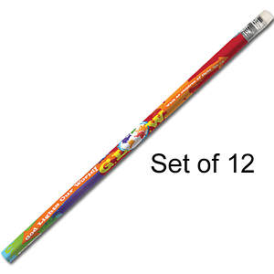 G.L.O.W. Pencils (Pack of 12)