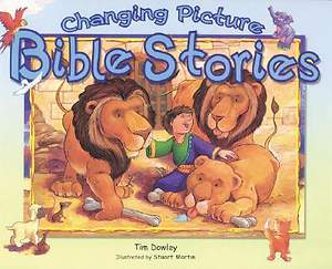 Changing Picture Bible Stories