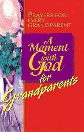 A Moment with God for Grandparents - eBook [ePub]