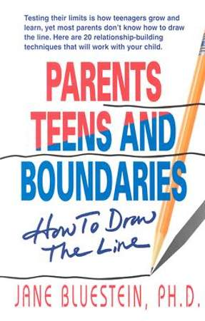 Parents, Teens, and Boundaries