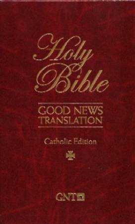 Gnt Catholic Bible (Latin Vulgate Order)