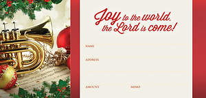 Joy to the World (Pack of 100)