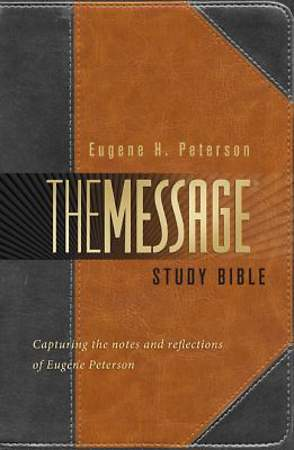 The Message Study Bible