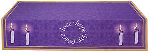Contemporary Advent Series Altar Frontal