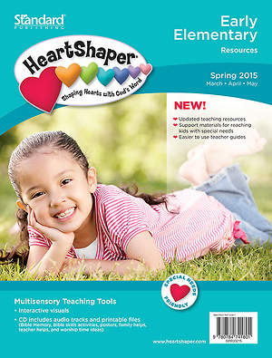 HeartShaper Early Elementary Resources Spring 2015