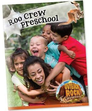 Group VBS 2015 Roo Crew Leader Manual