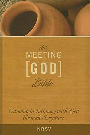 The Meeting God Bible New Revised Standard Version