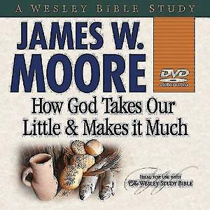 How God Takes Our Little & Makes It Much DVD