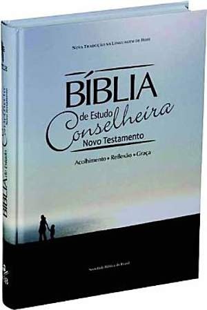 Portuguese New Testament with Biblical Counseling