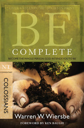 Be Complete (Colossians)