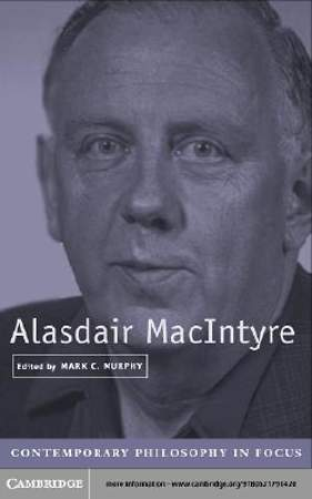 Alasdair MacIntyre [Adobe Ebook]