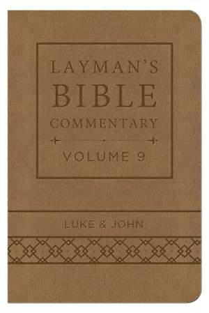 Layman's Bible Commentary Vol. 9 (Deluxe Handy Size)