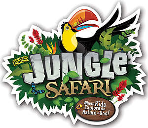 Standard VBS 2014 Jungle Safari Starter Kit