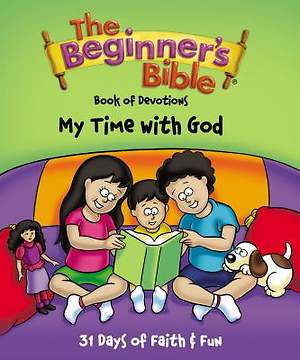 The Beginner`s Bible Book of Devotions