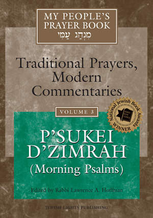 P'Sukei D'zimrah (Morning Psalms)