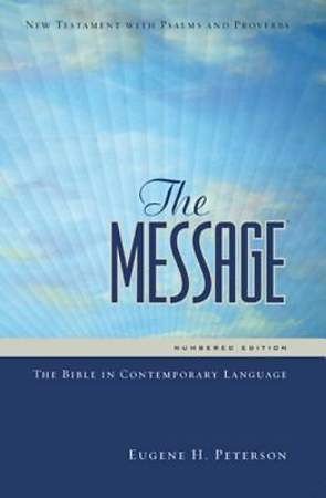 The Message New Testament with Psalms and Proverbs [ePub Ebook]