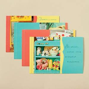 Collectible Wishes - Birthday Boxed Cards - Box of 12