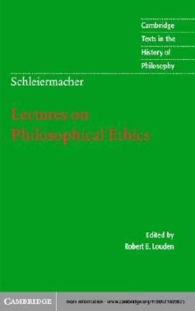 Schleiermacher [Adobe Ebook]