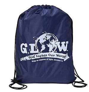 G.L.O.W. Drawstring Backpack