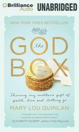 The God Box Audiobook - CD