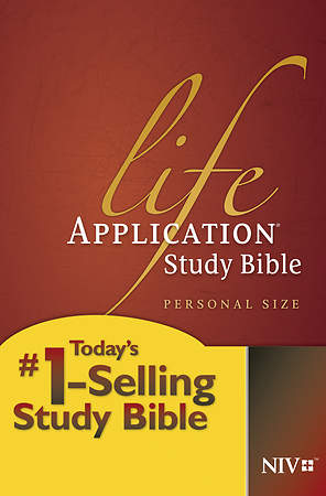 Life Application Study Bible New International Version, Personal Size