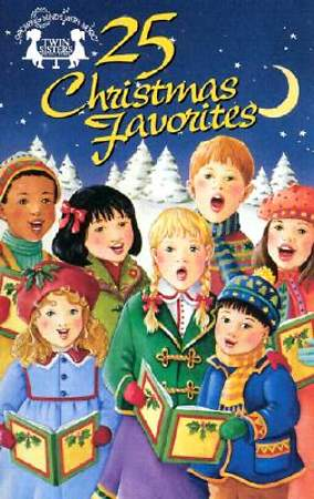 25 Christmas Favorites Cassette