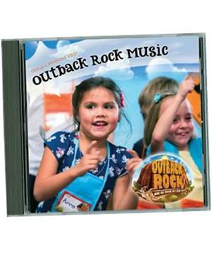 Group VBS 2015 Outback Rock Music CD
